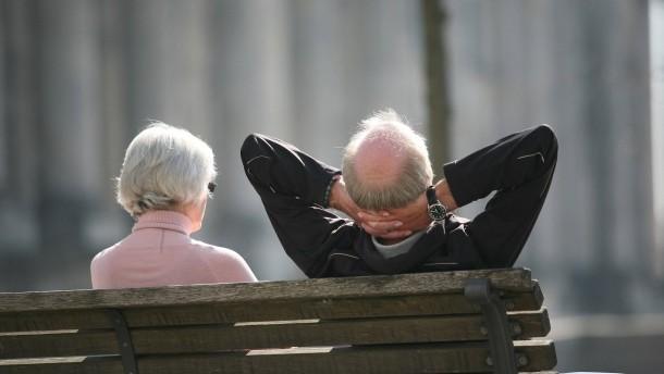 deutschen ruhestndler beziehen so lange rente wie nie zuvor