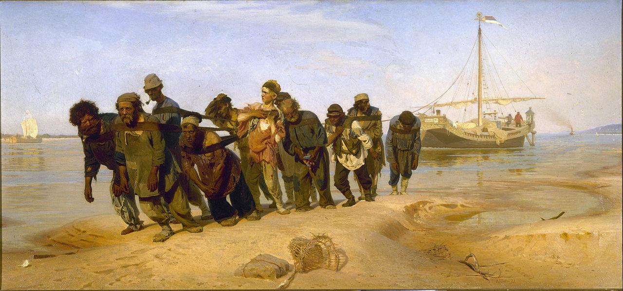 俄罗斯艺术:画家篇之列宾图片