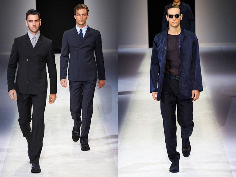 早已经成为世界顶级服装设计师的乔治•阿玛尼,包揽了三十多项的