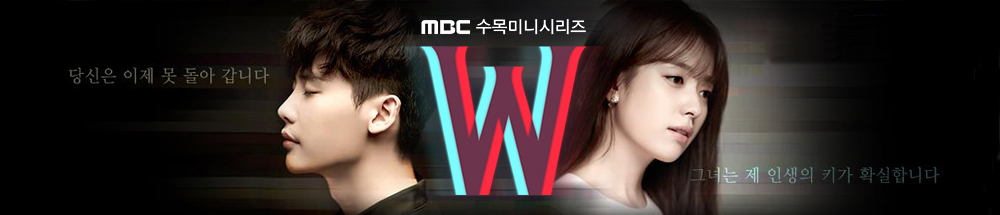 韩剧《W—两个世界》