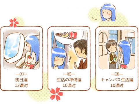 学会600句会话:留学日本不害怕