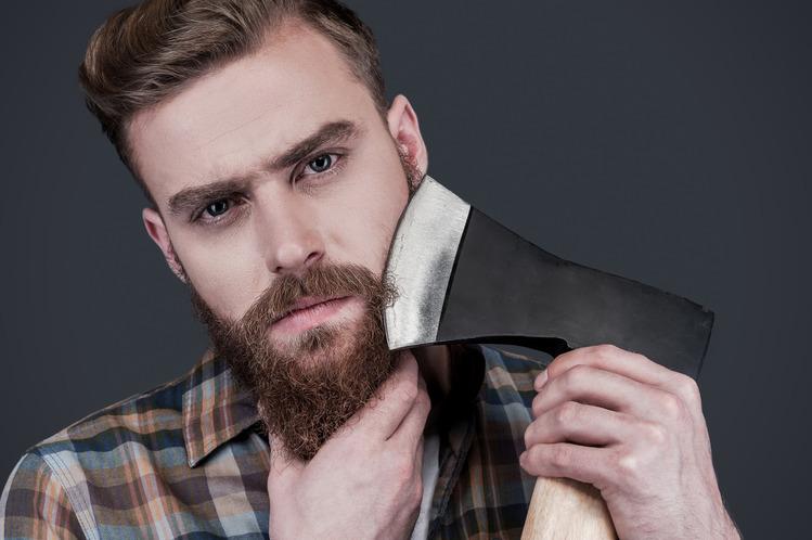 不闹了,题主现在发型留长点再弄点卷就可以,可以考虑搭配络腮胡子.
