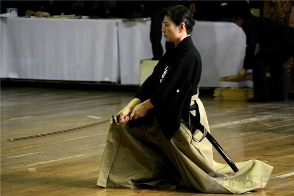 """日本文化二三事:第六回""""居合道""""图片"""