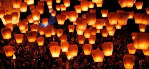 为什么中秋节有放孔明灯的习俗?