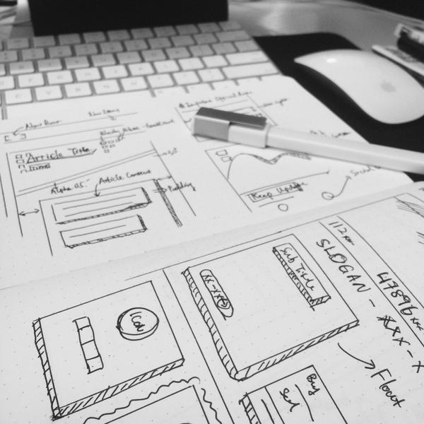 超实用的设计工作流程!