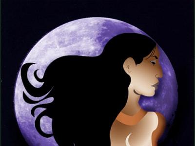 月亮故事图片素材