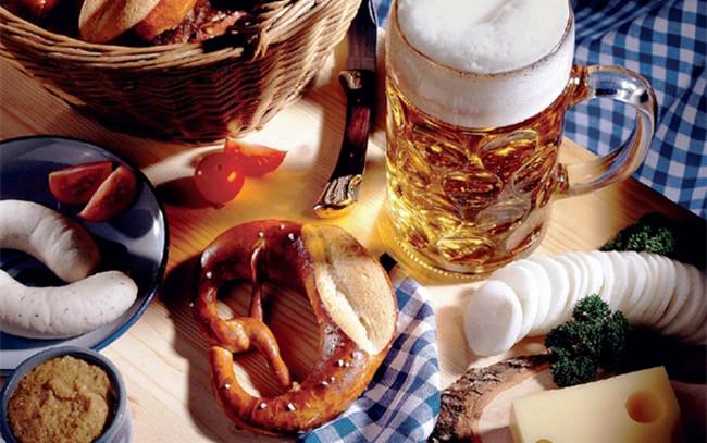啤酒节特色美食