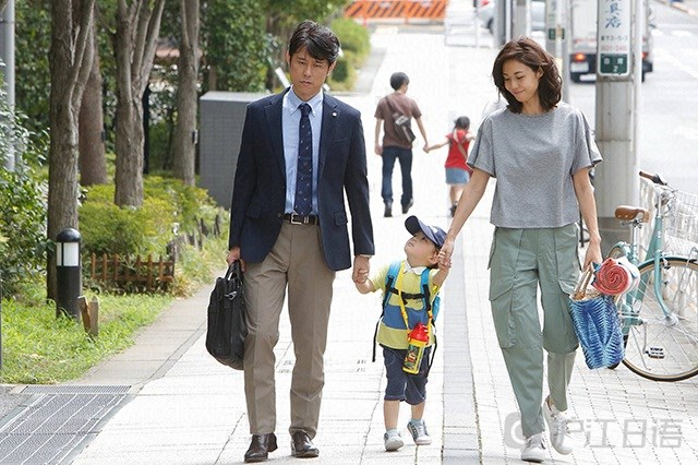 由松岛菜菜子主演的夏季日剧《营业部长吉良奈津子》(富士电视台)于