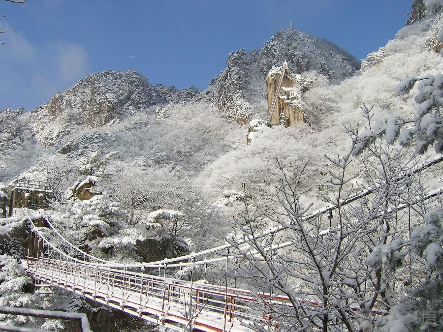 大芚山天桥