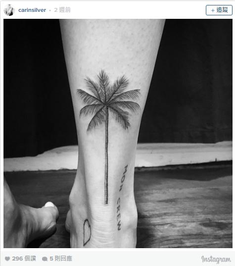 法语入门_法国人最爱的植物纹身图案:成为纹身界的