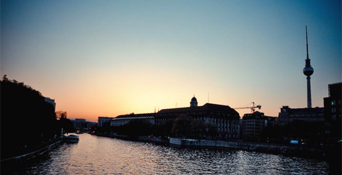 德国柏林电视塔