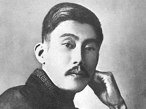 日本近现代文学家小百科:尾崎红叶