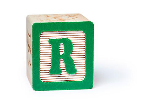 意大利语字母儿歌——字母R