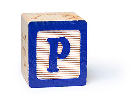 意大利语字母儿歌——字母P