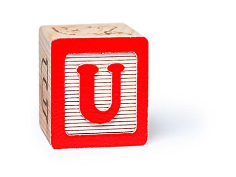 意大利语字母儿歌——字母U