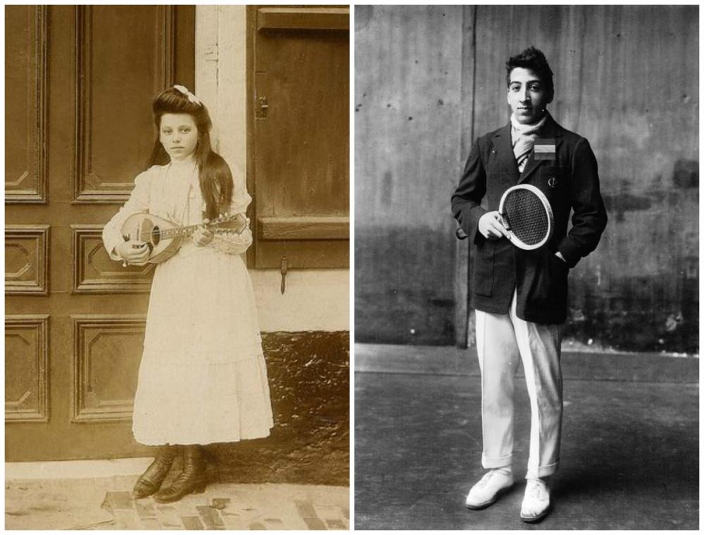 法国人穿衣风格