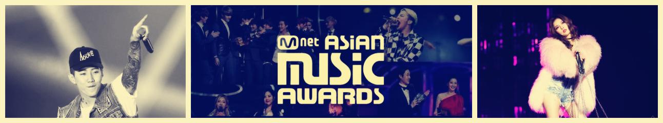 韩国Mnet音乐排行榜