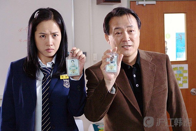 韩国搞笑电影推荐:《校园卧底》一名特殊的高中生