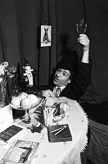 """伟大的俄罗斯小丑:""""铅笔先生"""""""