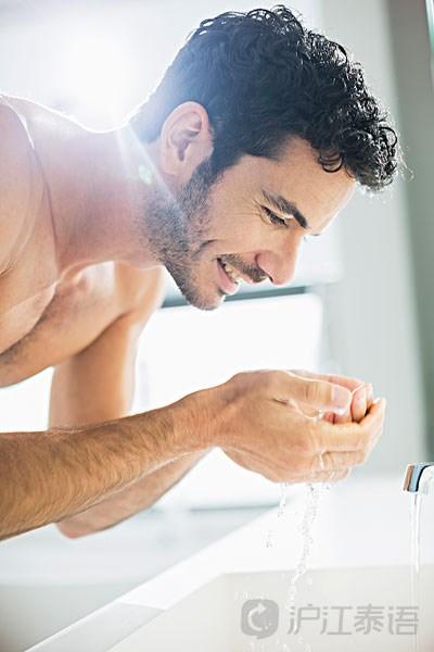 正确洗脸的五个步骤,洗完颜值飙升!