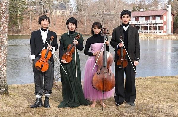 剧组此次力邀到 松隆子, 满岛光, 高桥一生, 松田龙平这4位实力派演员