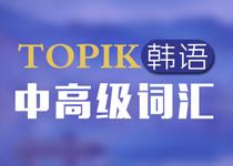 TOPIK必备中高级词汇