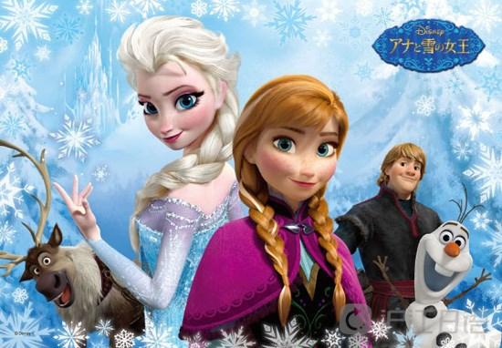 《安娜与雪之女王》《永远的0》也都未上榜