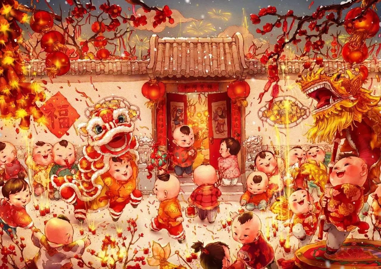 中国春节习俗_双语:小年到除夕,如何过出年味儿?(下)_沪江英语学习网