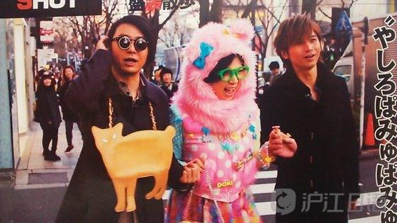 日本综艺:杰尼斯组合团番回顾
