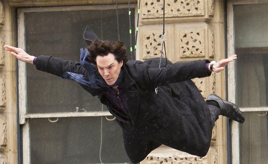本尼版卷福被评为全球最受欢迎BBC角色
