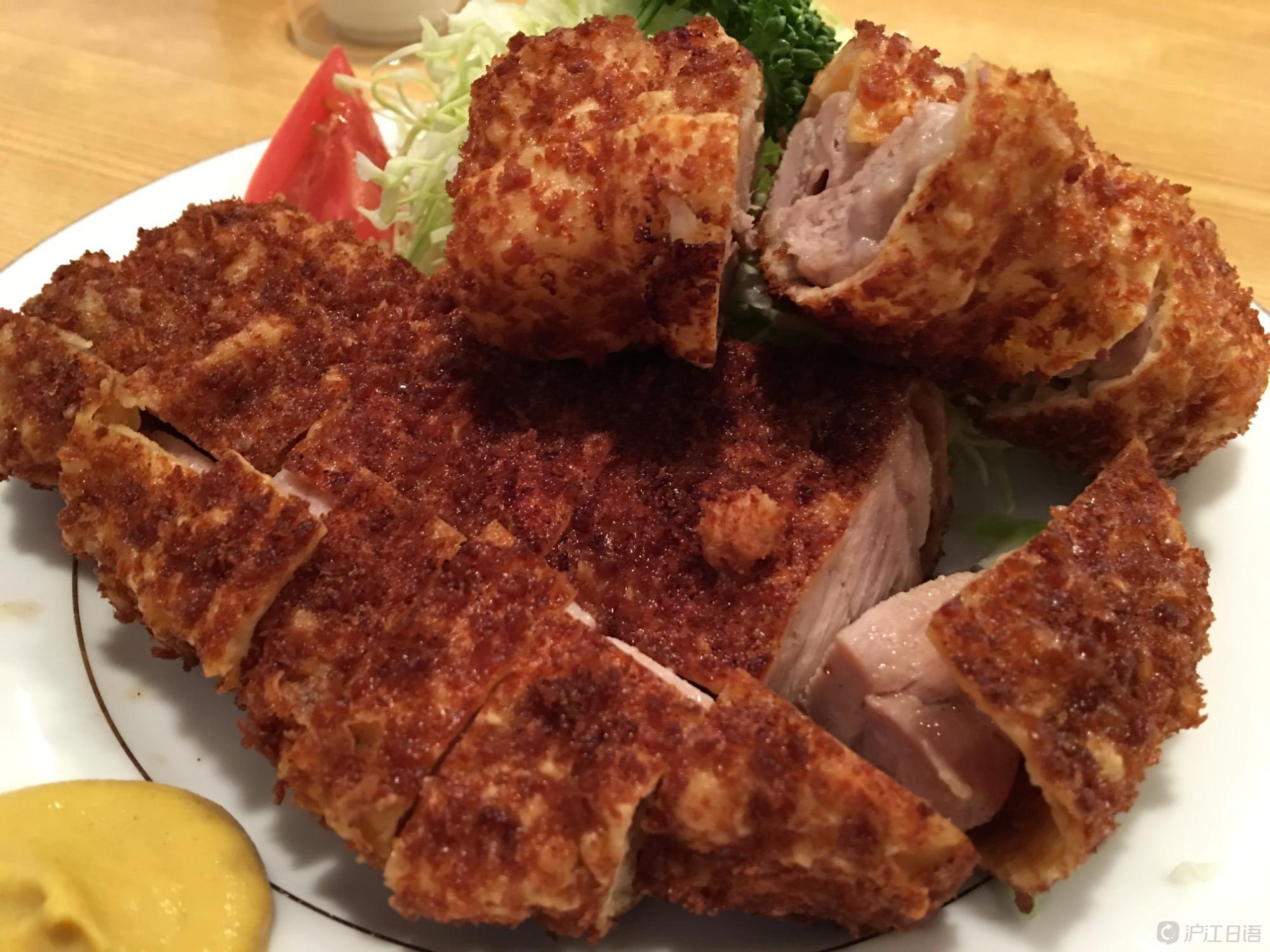 东京视频沪江v视频:Tonki和韵松亭_新日语老店美食连射的图片