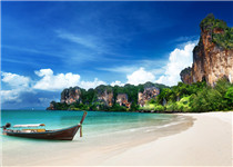 爱上泰国游