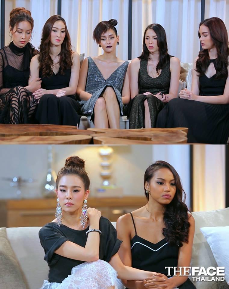 玛莎导师退出the face thailand第三季?