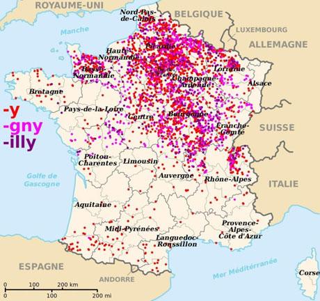 法语入门_这些特殊的法国地图