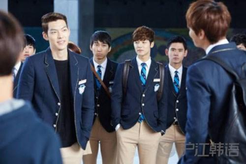 韩国校服的分类你都了解多少