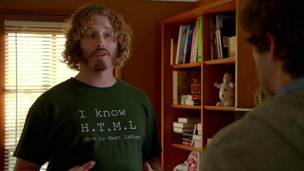 看美剧看《硅谷》学口语:单独谈谈