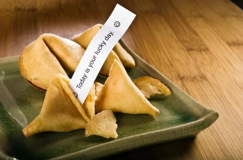 """让中国人十分费解的流行""""中餐"""":幸运饼干(图)"""