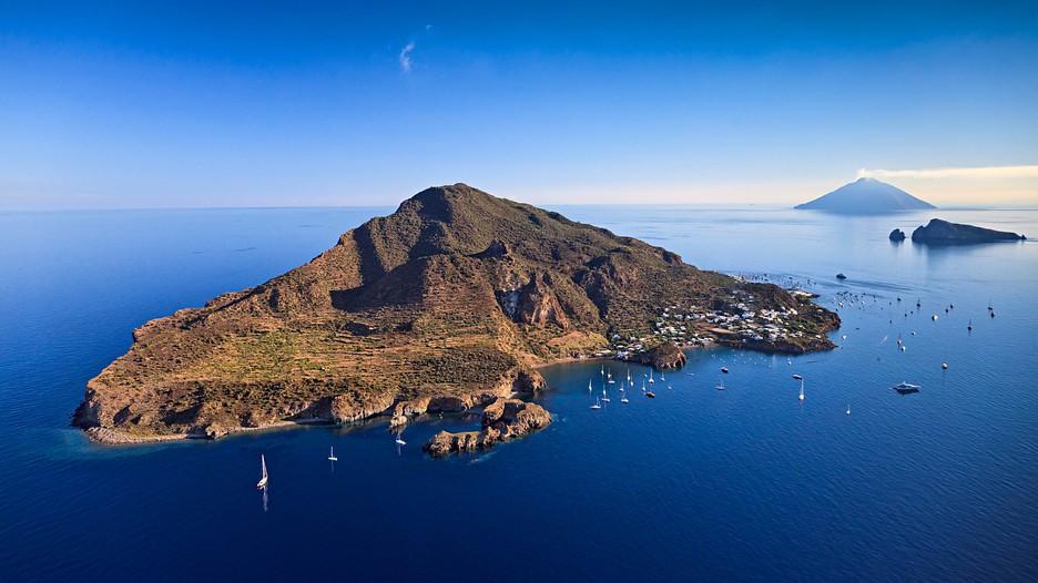 最美的意大利避暑海岛
