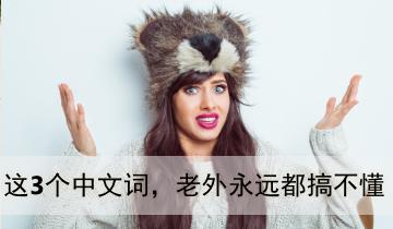 3个翻译词