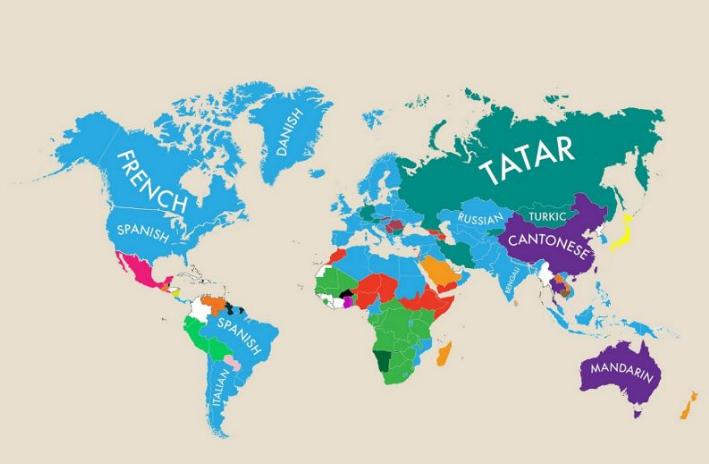 ubicación de dinamarca en el mapa