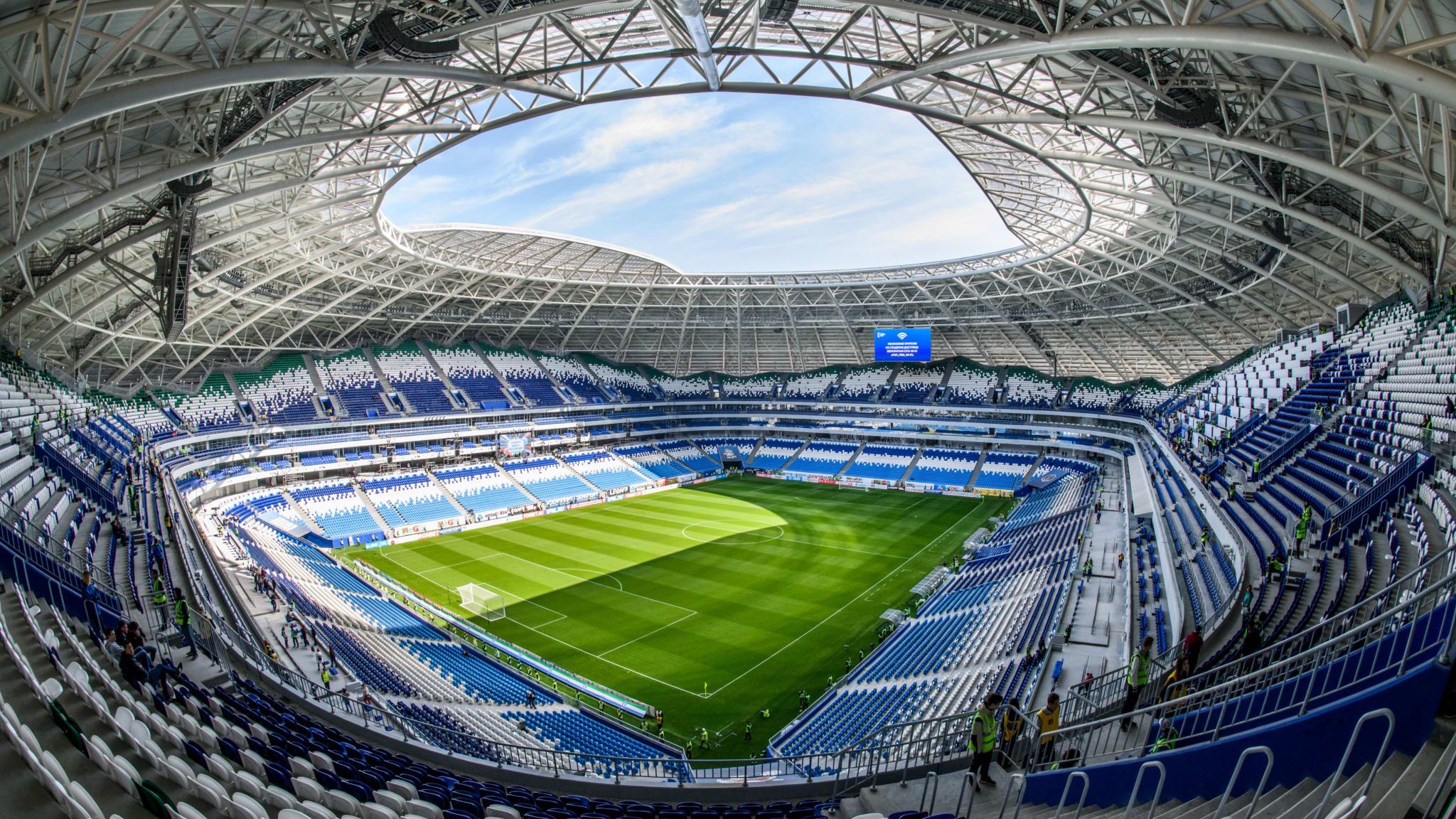 ppt模板_2018世界杯体育场:萨马拉体育场_沪江英语