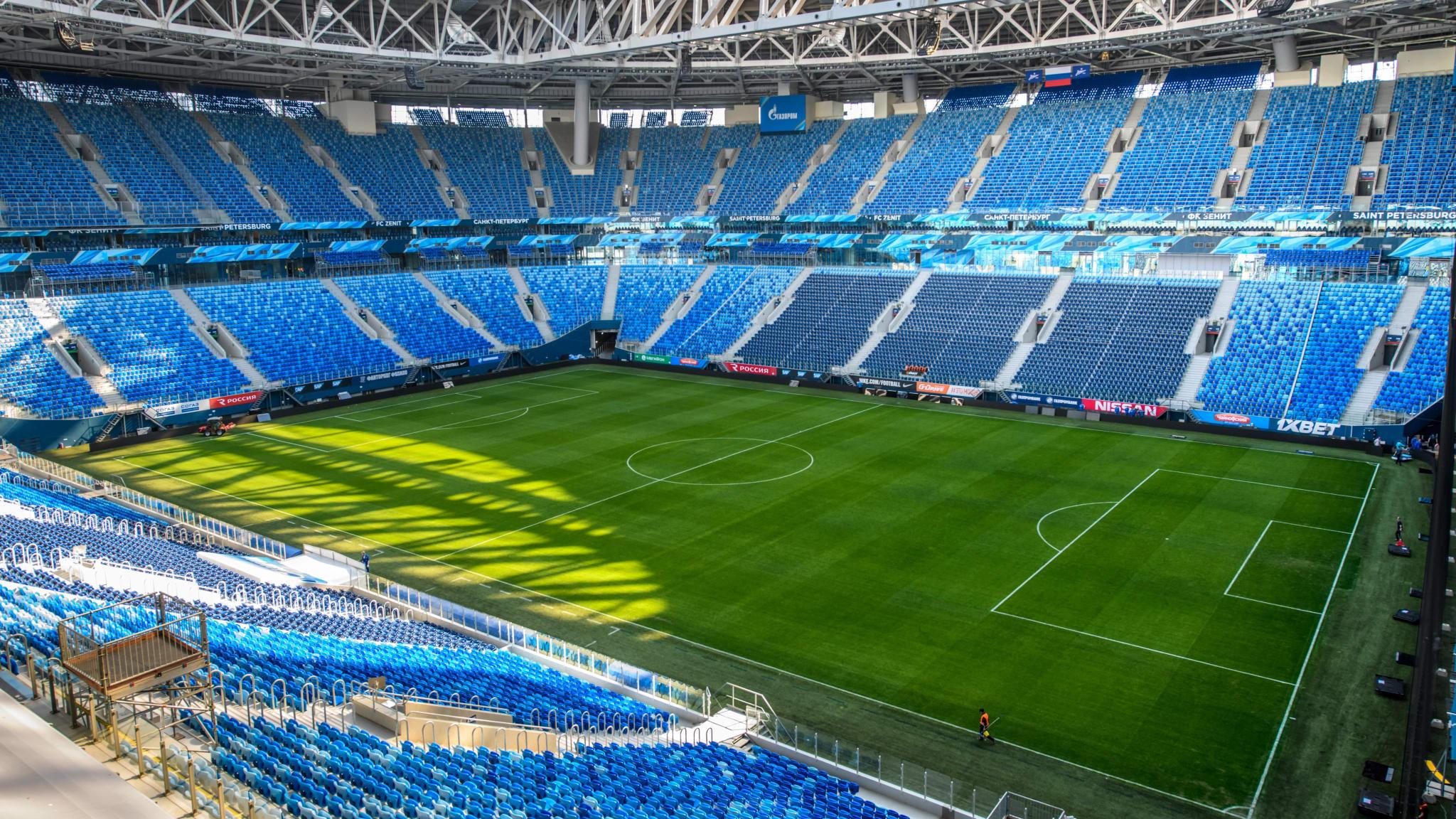 2018世界杯足球赛直播-圣彼得堡体育场
