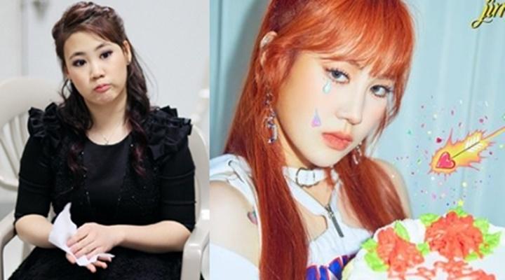 时隔2年,歌手朴智敏带着个人新专辑回归,而她的照片却成为了热议话题