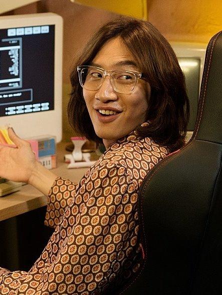 2018年纵横颠覆忠武路的模特出身男演员(罗桑)