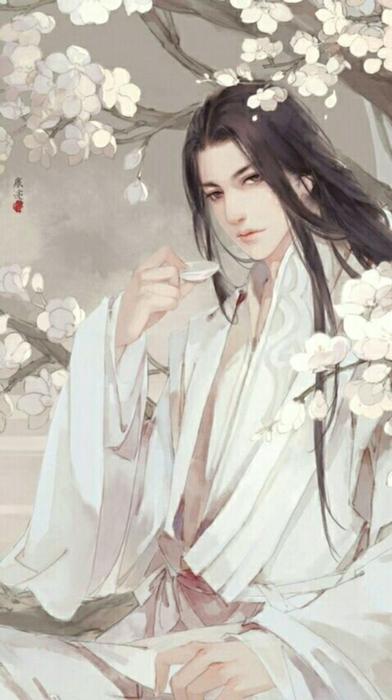 【图楼】古风图片男图 古风社 人文 沪江社团