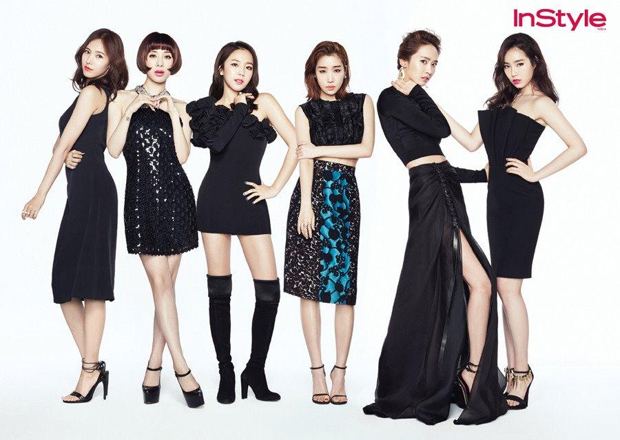 盘点解散后期望看到重组的韩国女团