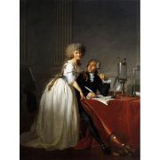 【化学分享】化学课本里拉瓦锡的小眼睛往上瞟的是谁?