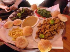 阿拉伯美食