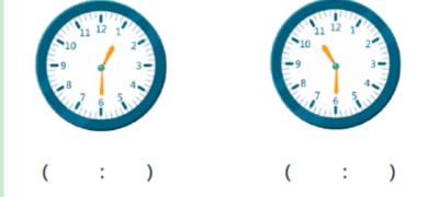 【思维加油站直播作业贴】 第三期(1~2年级)