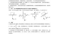 【2017中考复习】中考物理复习大纲之专项一:密度压强和浮力。